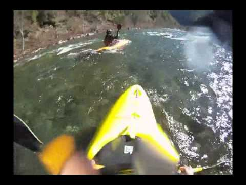 Fun Runner from Jackson Kayak at Chamberlain Falls