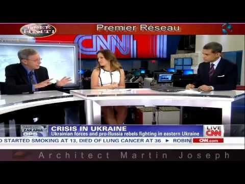 Crisis in ukraine the truth - Malaysia Airlines Flight MH17 - Fareed Zakaria GPS