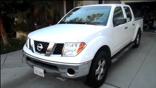Nissan Frontier Crew Cab In Depth Review videos