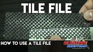 Tile file