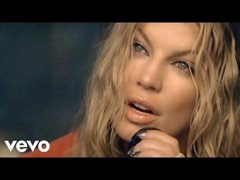 Смотреть клип Fergie - Big Girls Don't Cry