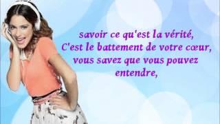 Violetta : ''Hoy Somos Màs'' Traduction Française