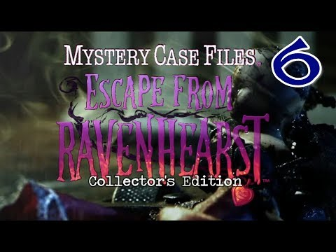 Mystery Case Files 8: Escape from Ravenhearst CE [06] w/YourGibs - HORRIFIC CHILDHOOD MEMORIES