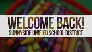 2015-2016 Welcome Back VIDEO