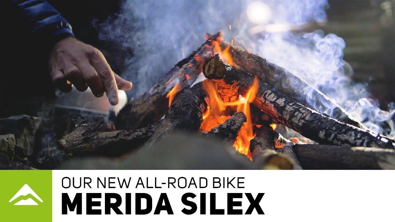 Встречайте новый Merida Silex