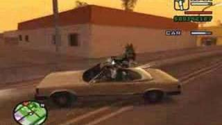 GTA: San Andreas Ps2 104 End Of The Line [3/3]