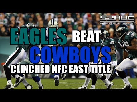 Dallas Cowboys Lost To Philadelphia Eagles 24-22, Eagles Clinch NFC East