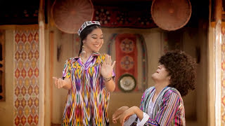 Смотреть или скачать клип Гулсанам Мамазоитова - Хуштак