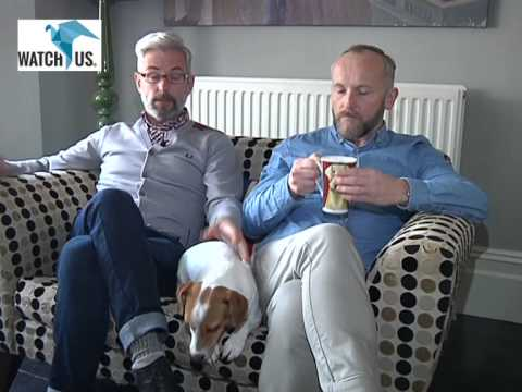 First UK gay marriage - interview with the couple
