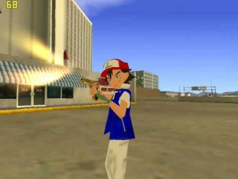 POKEMON GTA 2