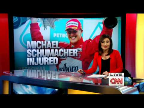 Michael Schumacher injured in skiing accident in France [CNN]