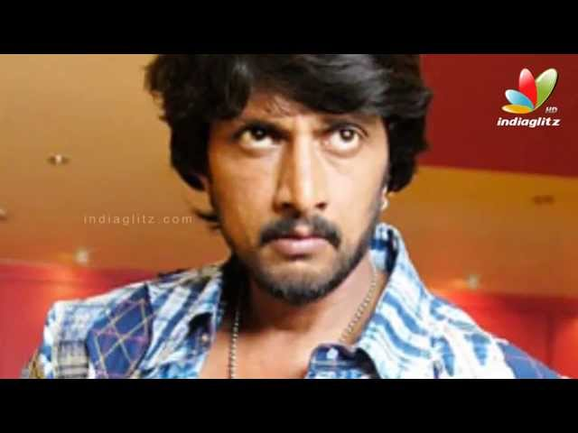 Kannada actor Sudeep gets Rs. 6 crore to act in Simbudevan's movie starring Vijay | Hot Cinema News