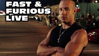 The Fast And The Furious Livestream: Every Movie In One