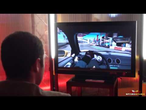Геймплей Need For Speed:Shift