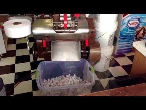 saltwater taffy machine