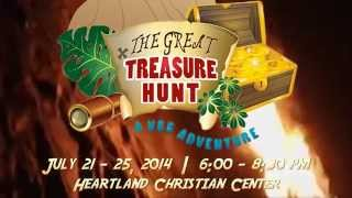 The Great Treasure Hunt A VBS Adventure 2014