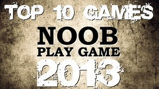 TOP 10 Jogos De 2013 HD De PS3 XBOX PC