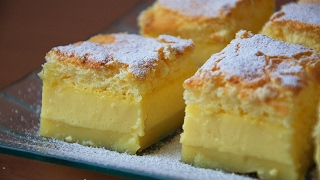 Easy Magic Cake Recipe, Jednostavni Čarobni kolač - Sašina kuhinja