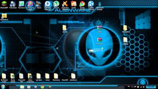 Como Descargar E Instalar Tema Alienware Para Windows 7 32