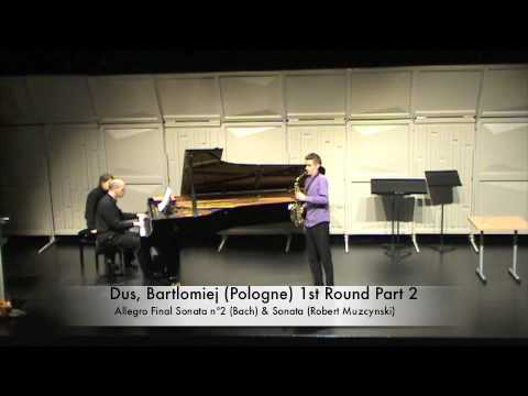Dus, Bartlomiej (Pologne) 1st Round Part 2