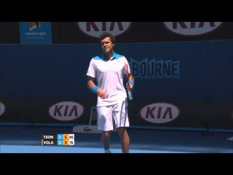 Day Two Highlights - 2014 Australian Open