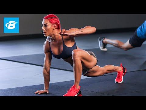 At-Home Upper Body Strength Workout | FYR 2.0: Hannah Eden's Muscle-Building Fat-Loss Plan