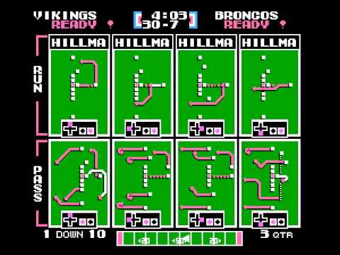 Tecmo Super Bowl 2014 (tecmobowl.org hack) - Vizzed.com Play jtotherock23 vs boomer1709 - User video
