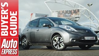 Going electric? Here's our guide to buying a used Nissan Leaf. Auto Express.