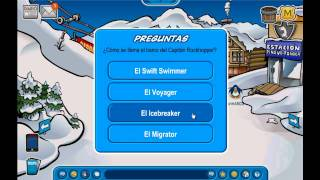 Ser Guía De Tours (Club Penguin)