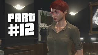 Grand Theft Auto 5 Gameplay Walkthrough Part 12 Jewelry