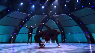 So you think you can dance (Les Twins)