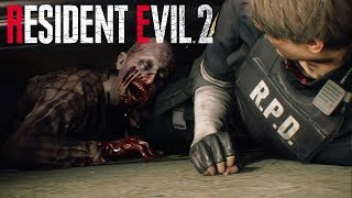 Resident Evil 2 - E3 2018 Gameplay Video