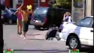 Parked Car Accident