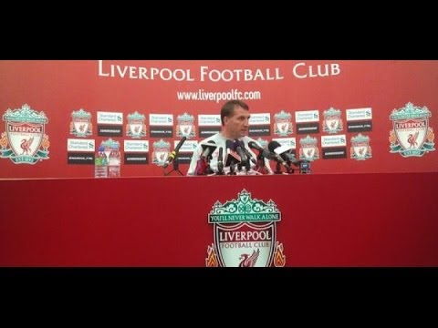 Brendan Rodgers Manchester City Press Conference | Full Video