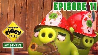 Piggy Tales - 4x11 - Hasiči