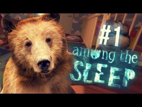Pensei que fosse o Adalberto! - Among the Sleep - #1