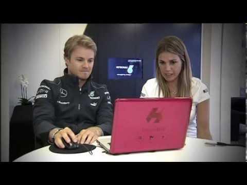 Nico Rosberg El Juego Imposible F1