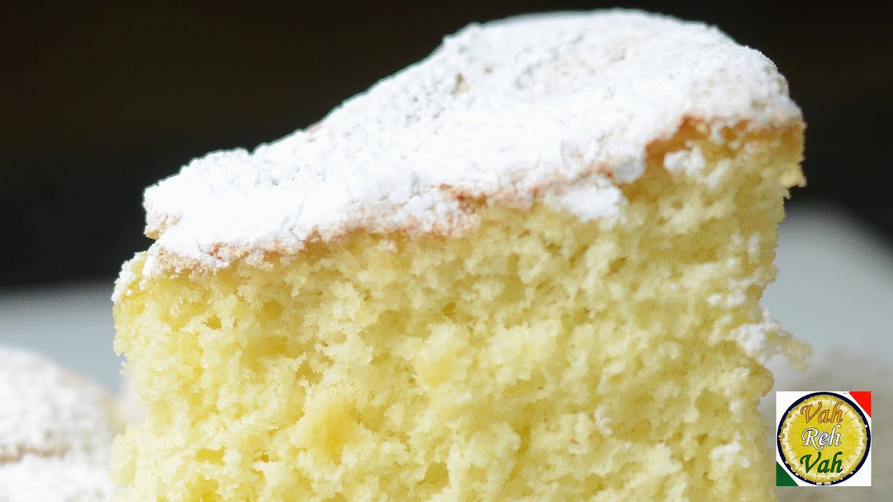 How To Make A Light Moist Sponge Cake