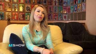 Reportaj AISHOW: Sora Renata despre Adriana Ochișanu