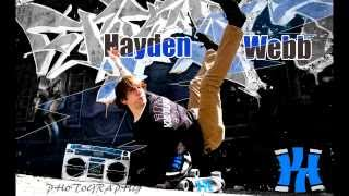 Hayden Webb 2013 Promo Teaser