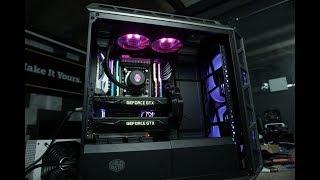 i9-7980XE + X299 Designare EX + GTX Titan X Pascal SLI + Intel 750 1,2TB | Build Your Own PC