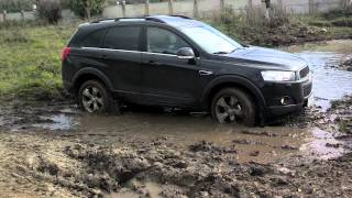Im Test: Chevrolet Captiva | Motor mobil videos