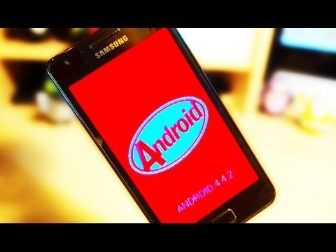How to Upgrade / Install Android 4.4 KITKAT on Samsung Galaxy S2