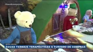 Band Mais TV - Paraíso do Chocolate Serra Negra/SP