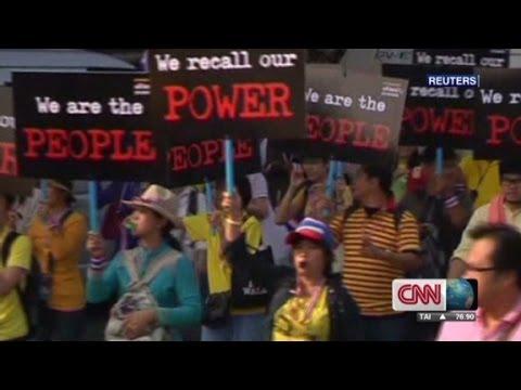 Thailand's political crisis