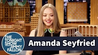 Mark Wahlberg's Dog Prank Made Amanda Seyfried Cry