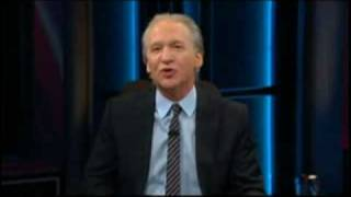 Bill Maher Explains the Healthcare Crisis