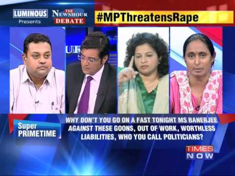The Newshour Debate: #MPThreatensRape - Part 2 (30th June 2014)