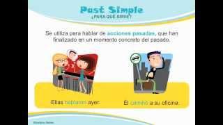 Gramática Inglés: Pasado Simple