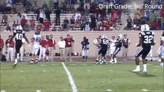 2014 NFL Draft CB Rankings With Highlights [HD]